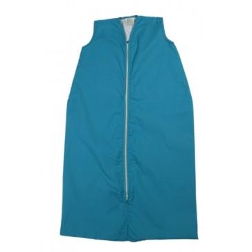 Slaapzak badstof 70 cm aqua blauw - Jollein
