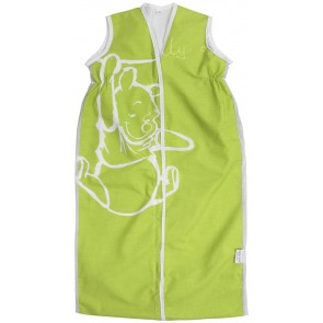 Slaapzak zomer Silly Pooh lime 90 cm - Anel