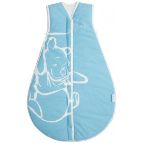 Slaapzak winter Silly Pooh blue 70 cm - Anel