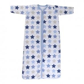Slaapzak winter Mixed Stars Blue - Little Dutch
