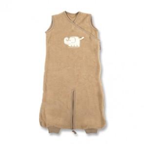 Slaapzak badstof 0-9 m Badgi Crunch - Baby Boum