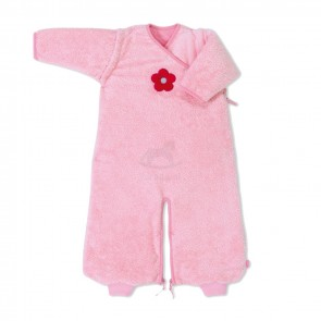 Slaapzak teddy 0-9 m Softy Akimi Candy - Baby Boum