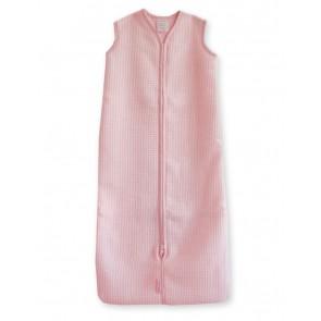 Slaapzak Wafel Roze 110 cm - Cottonbaby