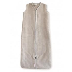 Slaapzak Wafel Wit 80 cm - Cottonbaby