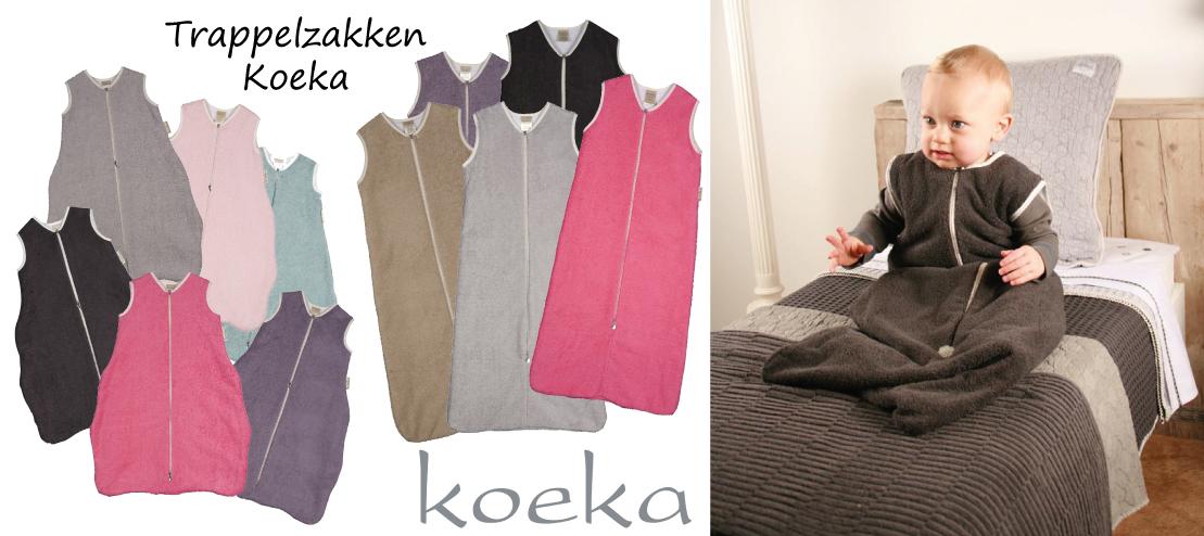 Trappelzakken - Koeka